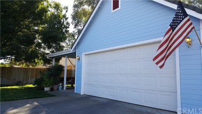 Chico Single Family Home For Sale: 4 Cleaves Court