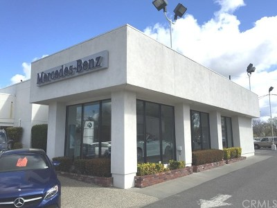 Butte County Commercial Lease For Lease: 2522 Cohasset Road