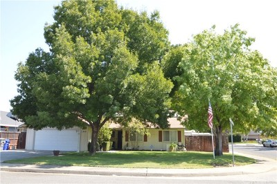 Red Bluff Single Family Home For Sale: 310 Micheal Drive