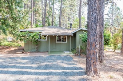 Paradise Single Family Home For Sale: 1605 Bille Road