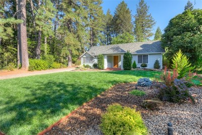Paradise Single Family Home For Sale: 1789 Dean Road