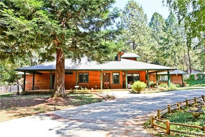 Paradise Single Family Home For Sale: 712 Wagstaff Road