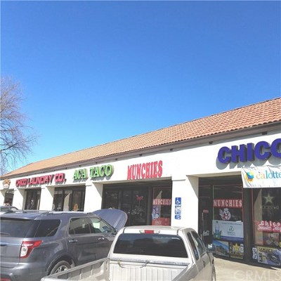 Commercial Lease For Lease: 1000 W Sacramento Avenue #C