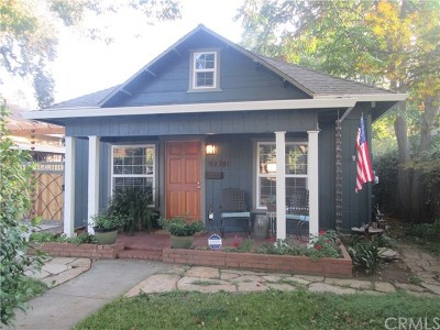 Chico Single Family Home Active Under Contract: 1274 Normal Avenue
