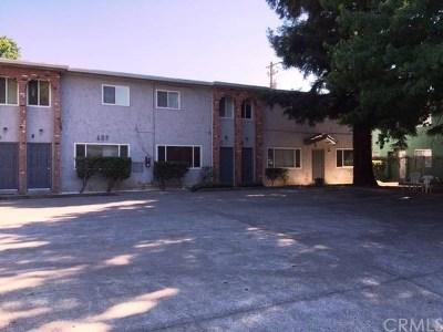 Chico Multi Family Home For Sale: 609 Rancheria Drive