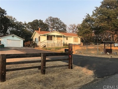 Red Bluff Single Family Home For Sale: 14590 Eastridge Drive