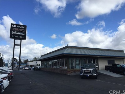 Butte County Commercial For Sale: 2520 Cohasset Road