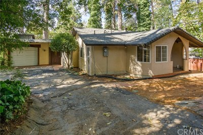 Paradise Single Family Home For Sale: 1058 Pearson Road