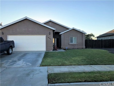 Red Bluff Single Family Home For Sale: 455 Springtime Lane