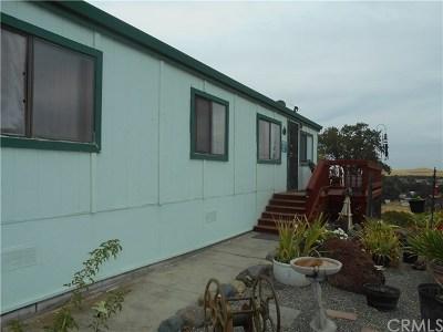 Corning Single Family Home For Sale: 17370 Hillcrest