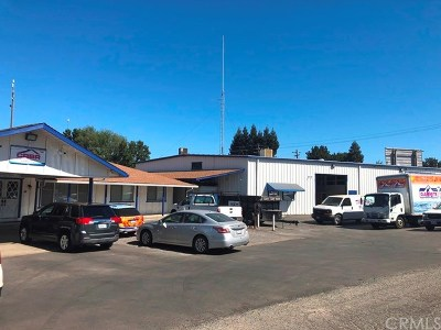 Butte County Commercial Lease For Lease: 1200 W East Avenue #1