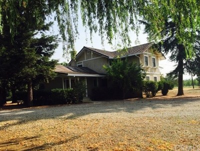 Chico Single Family Home For Sale: 5948 Cana