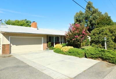 Red Bluff Single Family Home For Sale: 12649 Paskenta Road