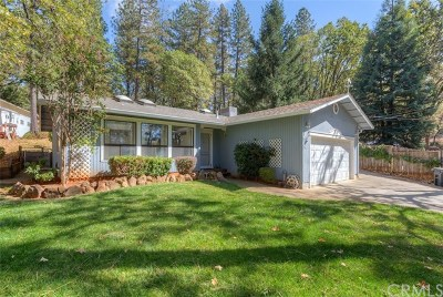 Paradise Single Family Home For Sale: 6294 Berkshire Avenue