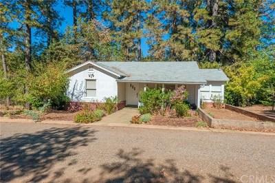 Paradise Single Family Home For Sale: 1073 Elliott Road
