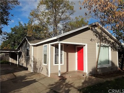 Oroville Single Family Home For Sale: 2510 C Street