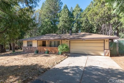 Magalia Single Family Home For Sale: 14167 Creston Road