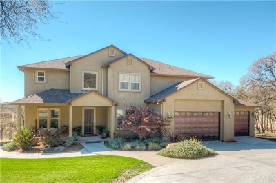 Browns Valley Single Family Home For Sale: 9495 Stern Lane