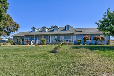 Oroville Single Family Home For Sale: 1067 Lone Tree Road