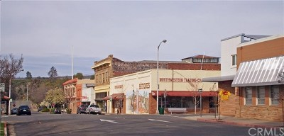 Oroville Commercial Lease For Lease: 1934 Bird Street