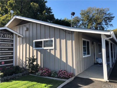 Butte County Commercial Lease For Lease: 1237 Mangrove Avenue
