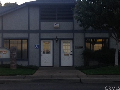 Butte County Commercial Lease For Lease: 669 Palmetto Avenue #J