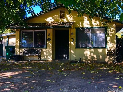 Corning Single Family Home For Sale: 1404 Link Street