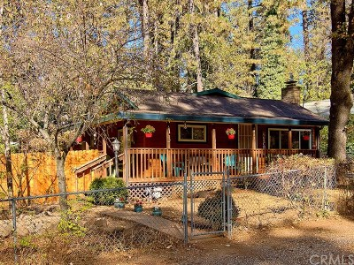 Paradise Single Family Home For Sale: 1489 Fox Road