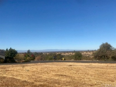 Chico Residential Lots & Land For Sale: 160 Eagle Nest Drive