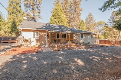 Paradise CA Single Family Home For Sale: $309,500