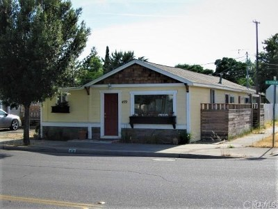Willows CA Commercial For Sale: $120,000