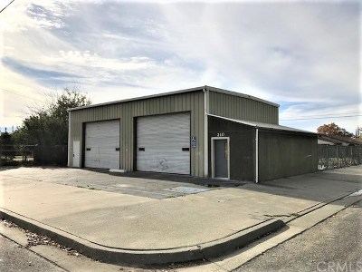 Orland Commercial For Sale: 210 5th Street