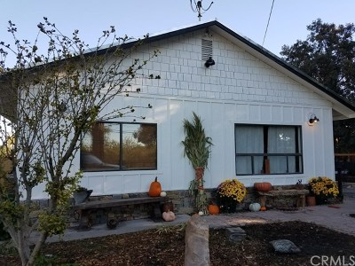 Chico Single Family Home For Sale: 3624 State Highway 32
