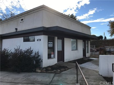 Butte County Commercial Lease For Lease: 479 East Avenue #2