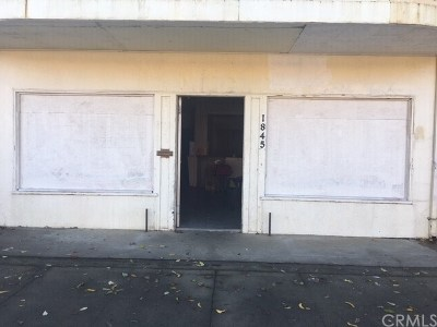 Oroville Commercial For Sale: 1845 High Street