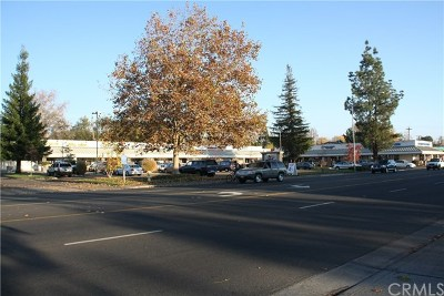 Butte County Commercial Lease For Lease: 1600 Mangrove Avenue
