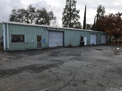 Oroville Commercial For Sale: 1921 Lincoln Street