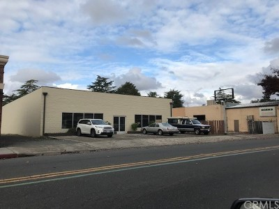Oroville Commercial For Sale: 2130 Montgomery Street