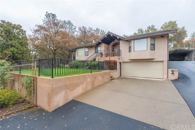 Oroville Single Family Home For Sale: 100 Country Oaks Drive
