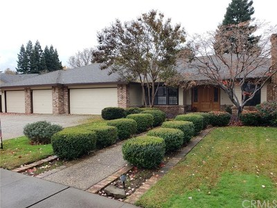 Chico Single Family Home For Sale: 1559 Lazy Trail Drive