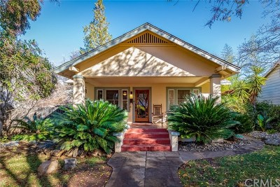 Chico Single Family Home For Sale: 1835 Broadway Street