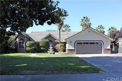 Hamilton City Single Family Home Active Under Contract: 171 Main Street