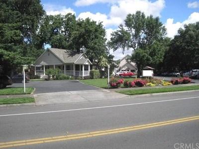 Chico Commercial Lease For Lease: 1166 E Lassen Avenue #2