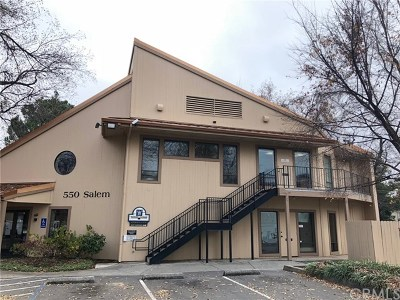 Chico Commercial Lease For Lease: 550 Salem Street #3