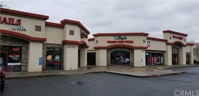 Butte County Commercial Lease For Lease: 2031 Forest Avenue #108
