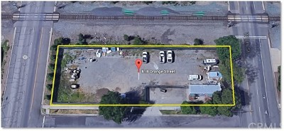 Chico Residential Lots & Land For Sale: 818 Orange Street