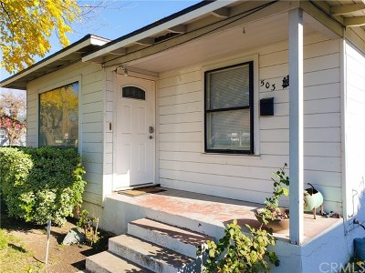 Orland Single Family Home For Sale: 503 A Street