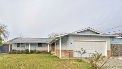 Oroville Single Family Home Active Under Contract: 28 Rosita Way
