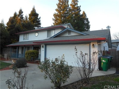 Chico Single Family Home For Sale: 1060 Gateway Lane