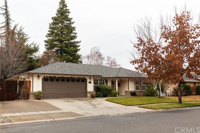 Chico Single Family Home For Sale: 200 Crater Lake Drive